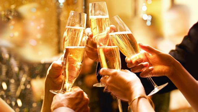 シャンパンコール