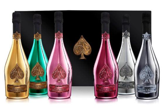 王道シャンパン
